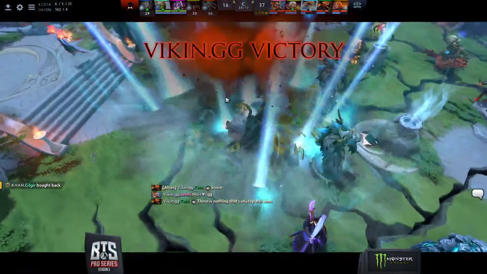Vikin.gg Sweeps Mudgolems In The Finals To Win The European Tier 2 BTS Pro Series Season 3
