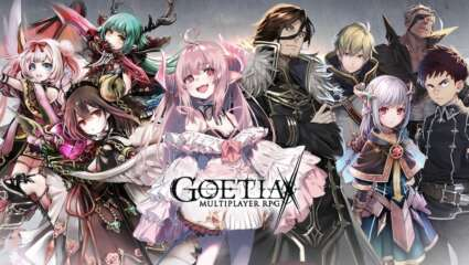 Global Pre-Registration Campaign Begins For Multiplayer RPG GoetiaX