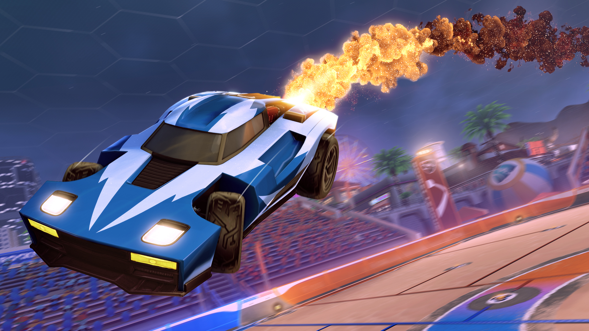 Psyonix's Rocket League Won't Be Needing Switch Online And PlayStation Plus For Online Play, Only XB Live Gold