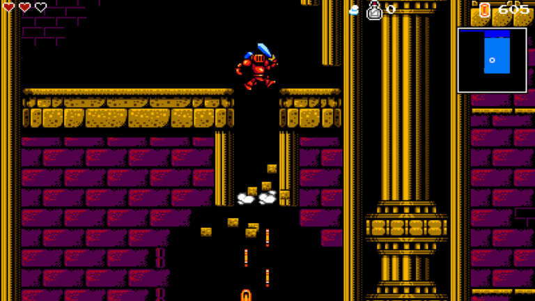 Cathedral Is A Unique Metroidvania Headed To Nintendo Switch This Year