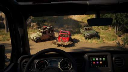Offroad Mechanic Simulator Combines Repairing And Driving Vehicles In Upcoming Release