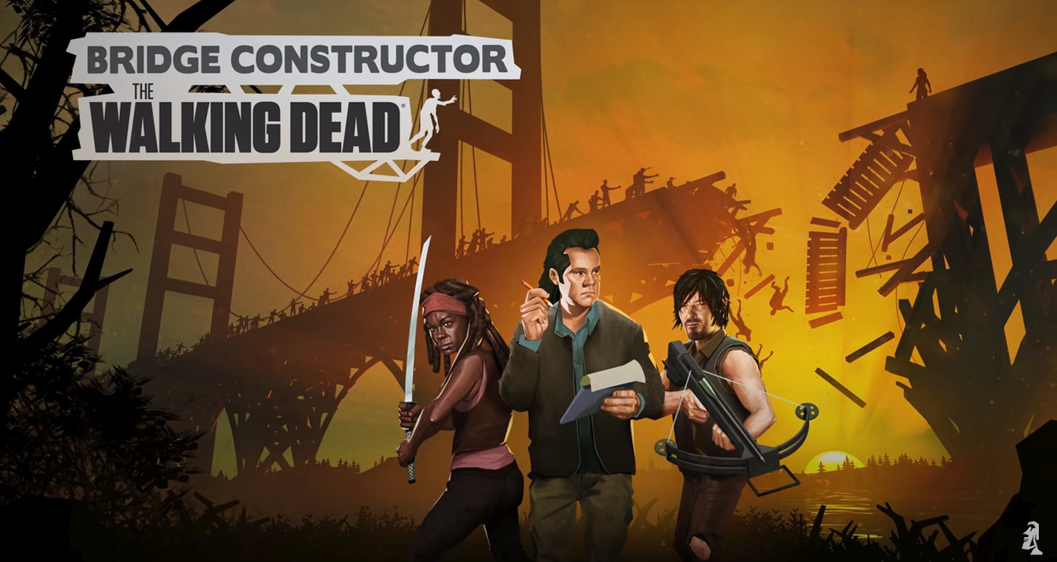 Early Previews Of Bridge Constructor: The Walking Dead Now Available Ahead Of Launch Later This Year