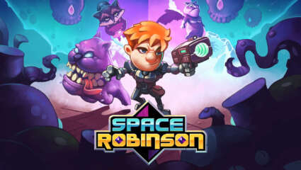 Space Robinson Is A Roguelite Adventure Coming To Nintendo Switch September 10th