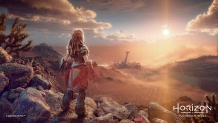 Horizon Zero Dawn Releases Patch 1.07 Today For PC Port Bringing Graphical Improvements
