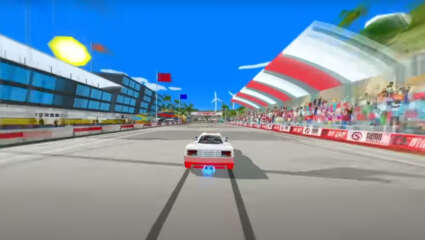 The Arcade Racer Hotshot Racing Releases On September 10th
