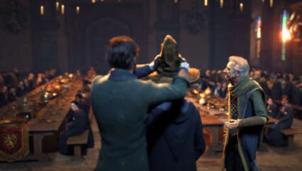 Hogwarts Legacy, A New Wizarding World RPG, Attempts To Distance Itself From Author JK Rowling On The Game's Official FAQ Page