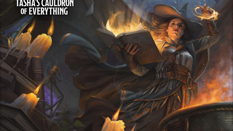 Tasha's Cauldron Of Everything: All That We Know About Wizards Of The Coast's Upcoming Rules Expansion