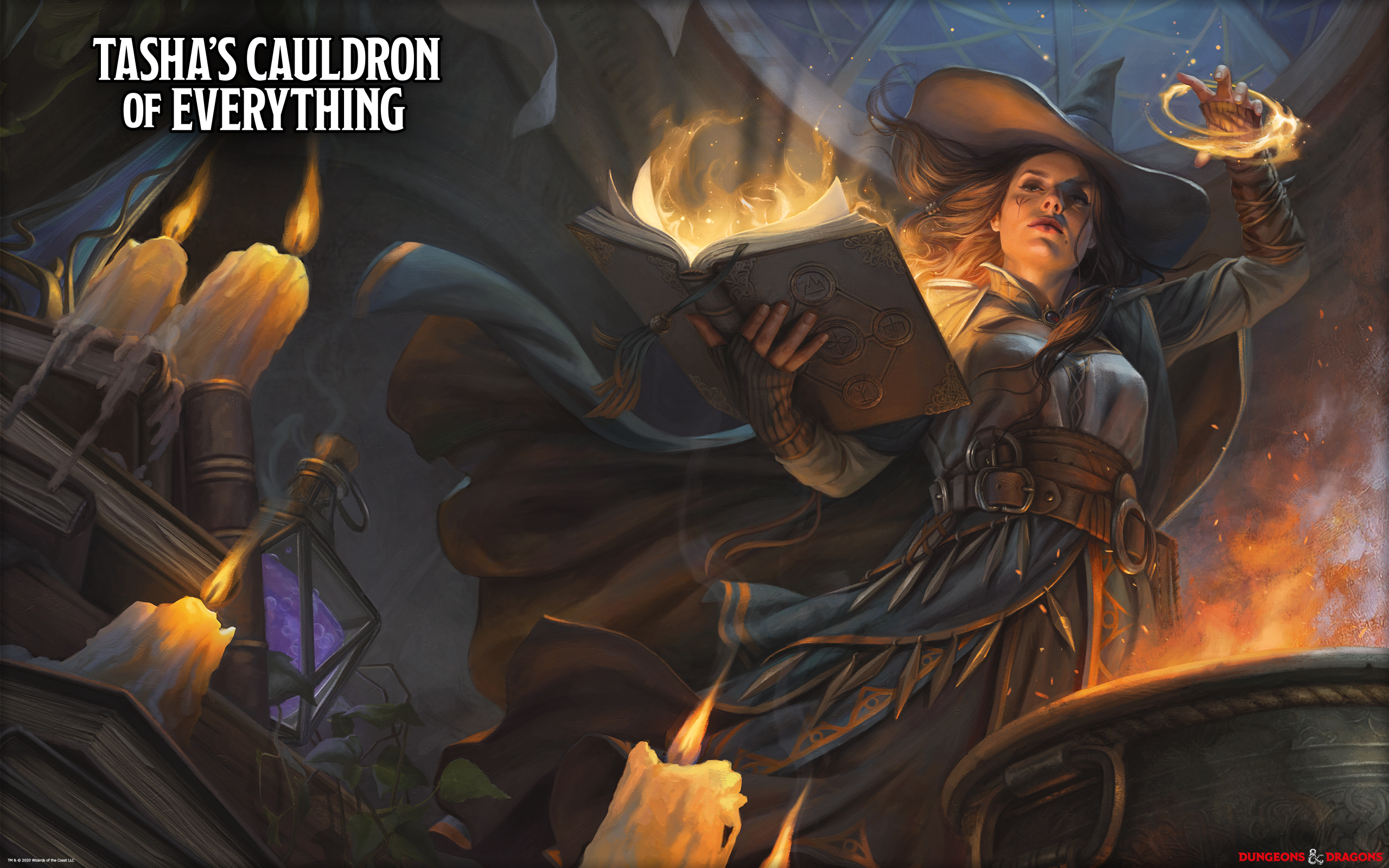All 30 New Subclasses Officially Printed In Tasha's Cauldron Of Everything Finally Revealed