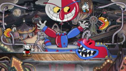 Studio MDHR Announces Cuphead Toys Are Now Available In Arby's Kids Meals
