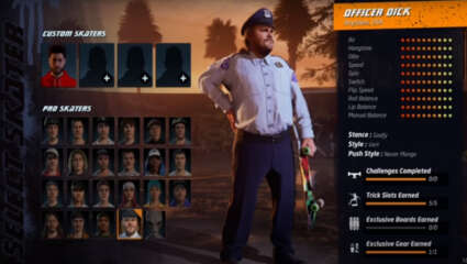 Tony Hawk's Pro Skater 1 And 2 Has Jack Black As A Playable Skater