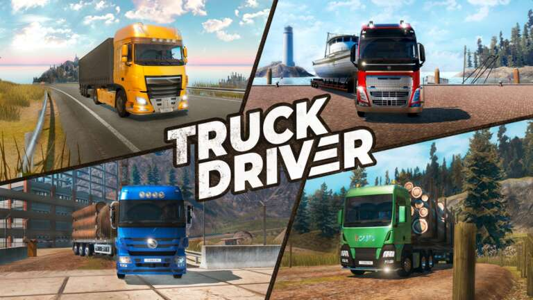 Truck Driver Updates With New Patch Just In Time For One-Year Anniversary