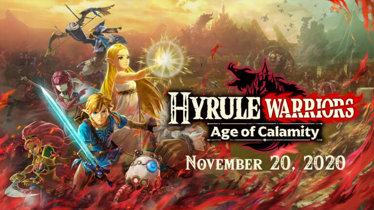 Nintendo Offers New Trailer Highlighting Abilities For Upcoming Hyrule Warriors: Age Of Calamity