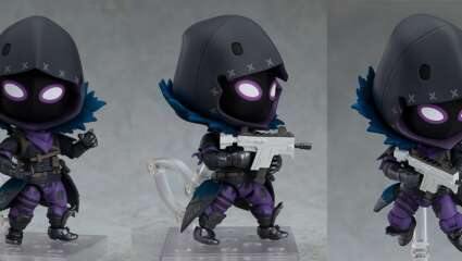 Raven Outfit From Fortnite Is The Latest To Join Good Smile Company's Nendoroid Line
