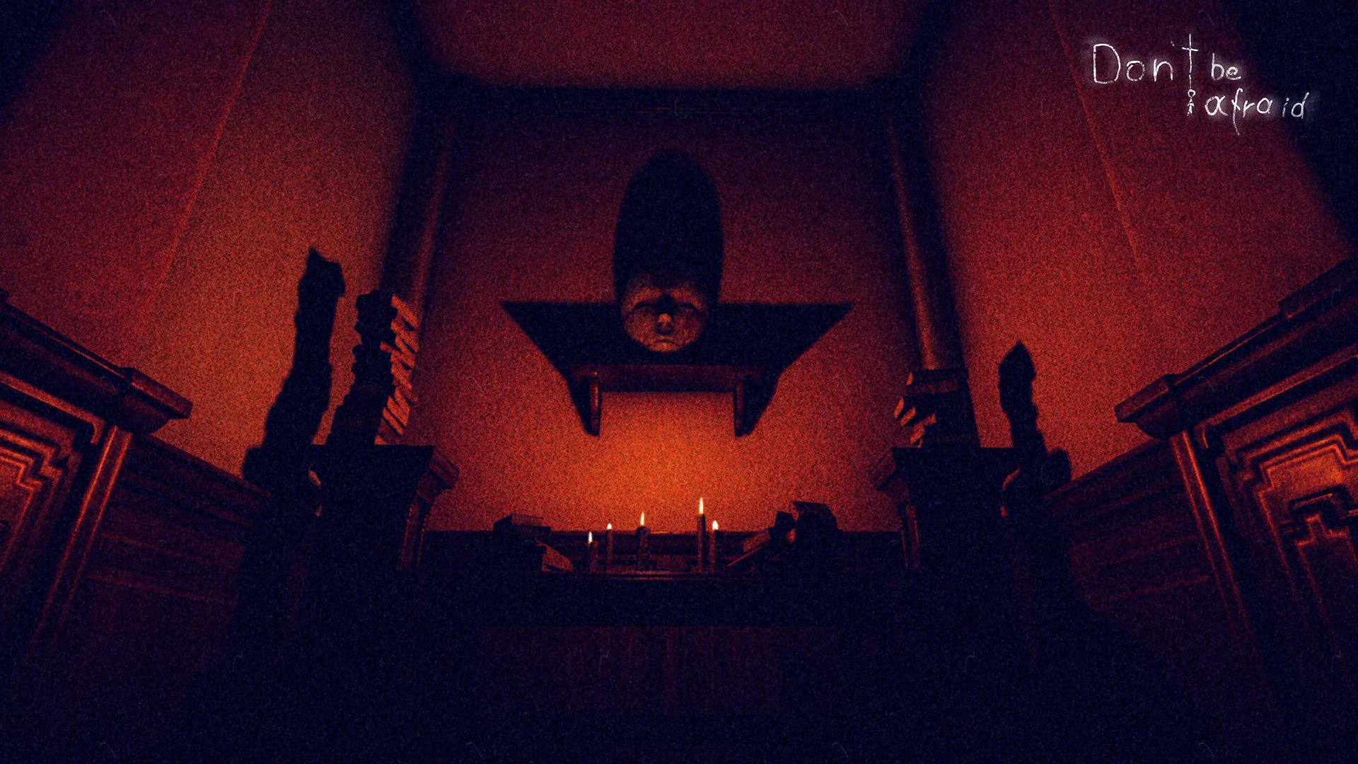 Don't Be Afraid Is A Psychological Horror Game Just In Time For Halloween