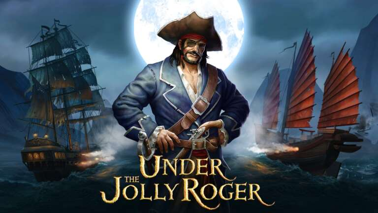 Open World Pirate Action RPG Under the Jolly Roger Sets Sail On September 3