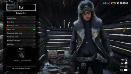 Red Dead Redemption 2 Online Adds Two New Legendary Animals, The Owiza And Ridgeback Spirit Bears