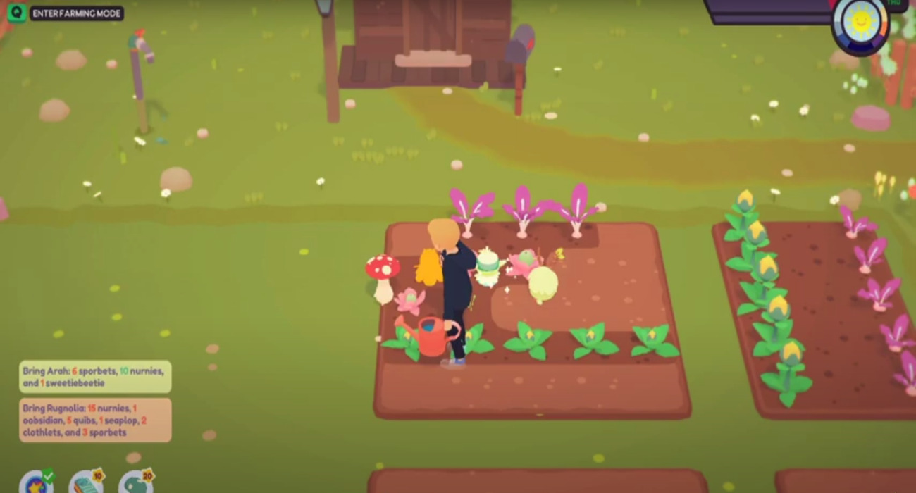 Ooblets Is Getting Its First Big Content Update This Month, Which Features A Halloween Area