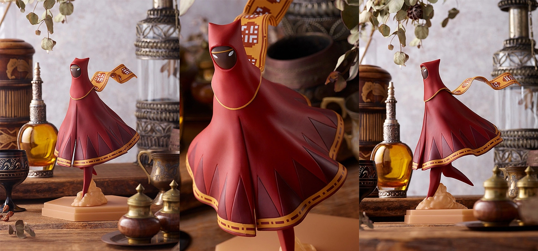 Bring The Journey Home With Good Smile Company's New Pop Up Parade Figure Of The Traveler