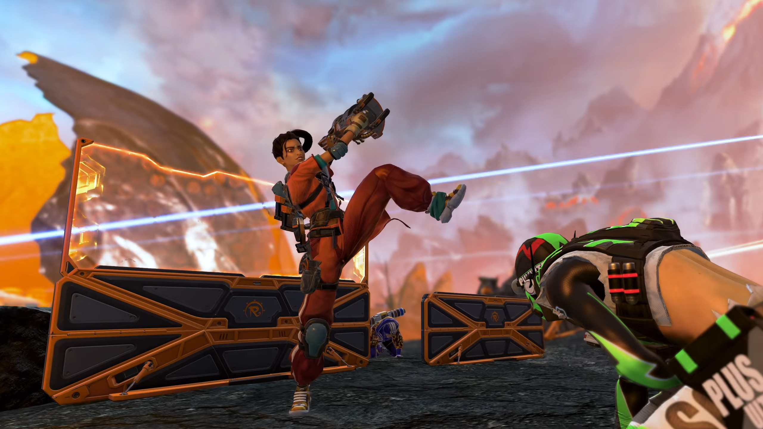 Apex Legends Season 6 Patch Reverts Shield Health Changes And Fixes Server Crashes
