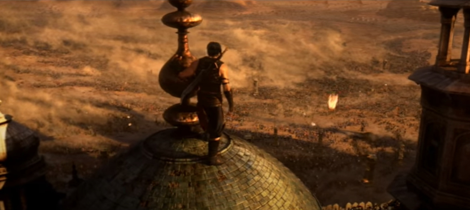 Ubisoft Is Rumored To Announce A Prince Of Persia Remake During The Upcoming Ubisoft Forward Event This Week
