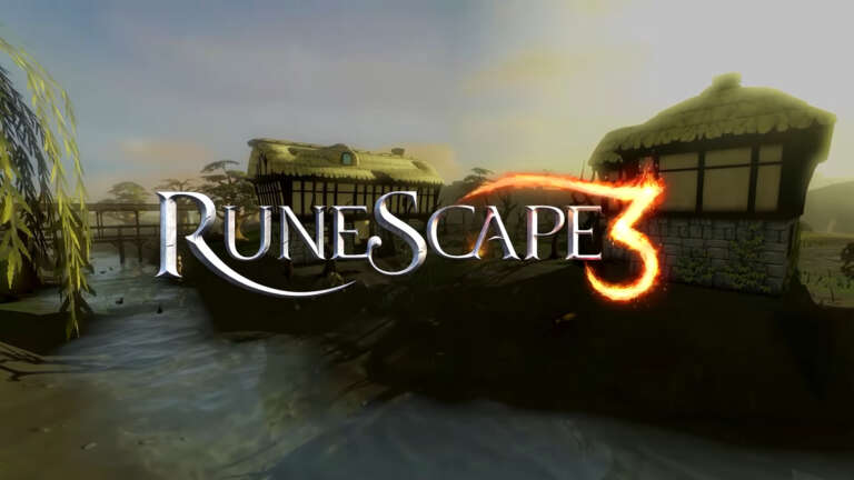 Goodbye Productivity - RuneScape Announced As Coming To Steam On October 14 With RS3