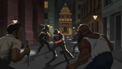 Pecaminosa Is A Unique Noir Adventure Set to Release Next Year