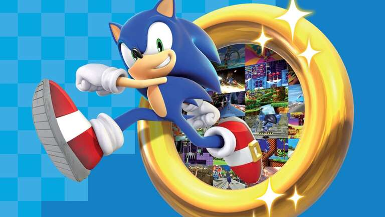Sega Announces New Sonic The Hedgehog Merchandise On Its Way As Part Of 30th Anniversary