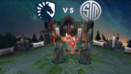 LCS - Team SoloMid Narrowly Takes Down Team Liquid To Advance On The Summer Finals