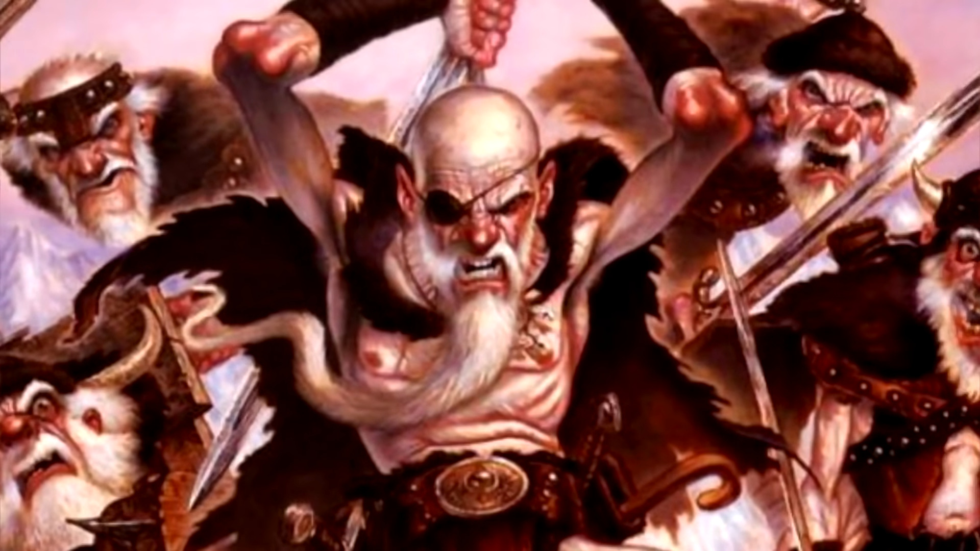 Tasha's Cauldron Of Everything: Barbarian's Path Of Wild Magic Sees Final Revision In Wizards Of The Coast's Upcoming Book