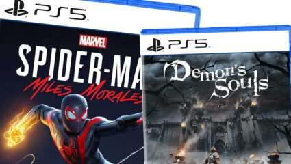 Sony Reveals Sizes Of Some PlayStation 5 Exclusives: Spider-Man: Miles Morales UE At 105 GB, Demon's Souls At 66GB