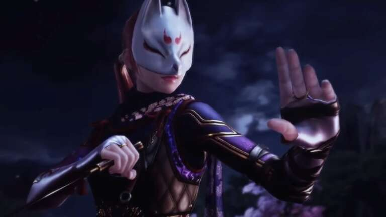 Masked Fighter Kunimitsu Returns As Part Of Tekken 7 Season Pass 4