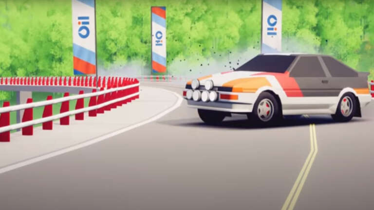 The Beautiful Racer Art Of Rally Releases Later This Month