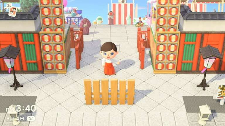 Kanda Shrine Japanese Shrine Recreated In Animal Crossing: New Horizons