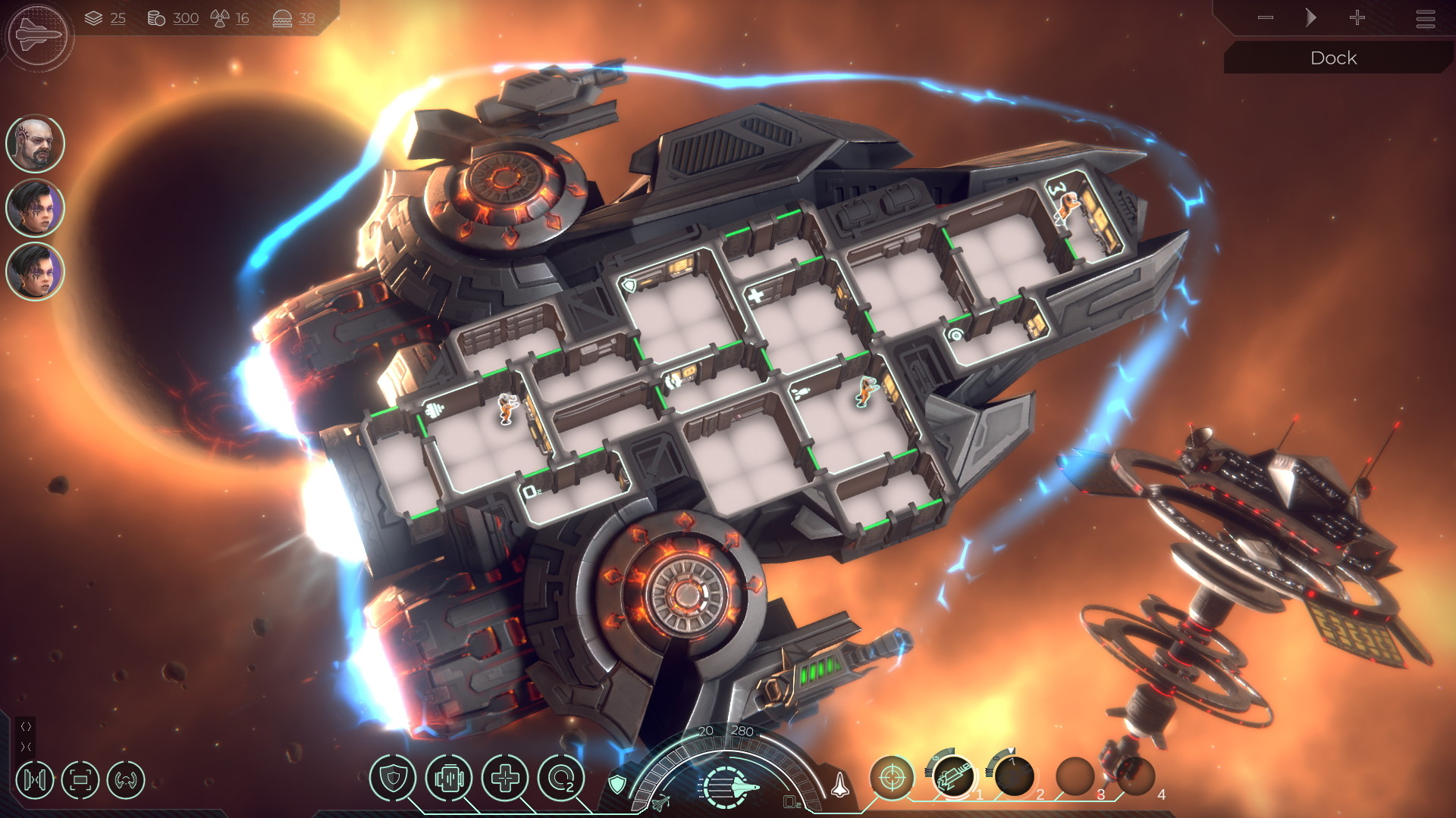 Trigon: Space Story Is A New Space Roguelike Coming To Steam This Year