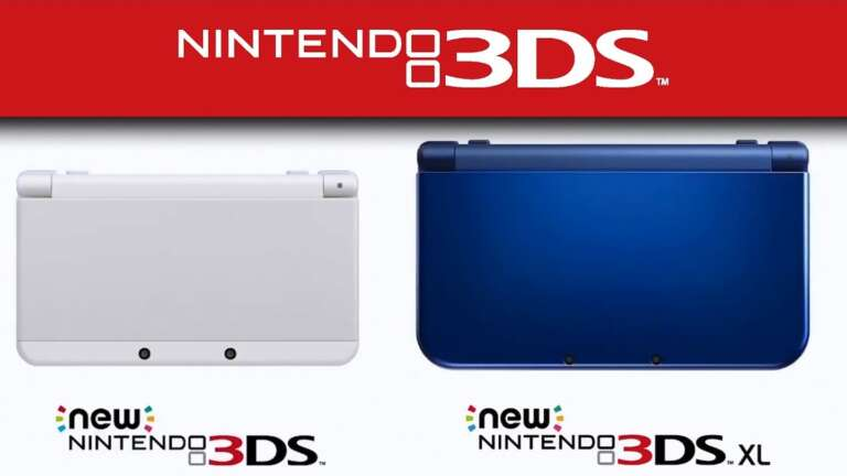 Nintendo Japan Announces Production Of All 3DS Models Have Been Discontinued But Repair Requests Are Still Accepted