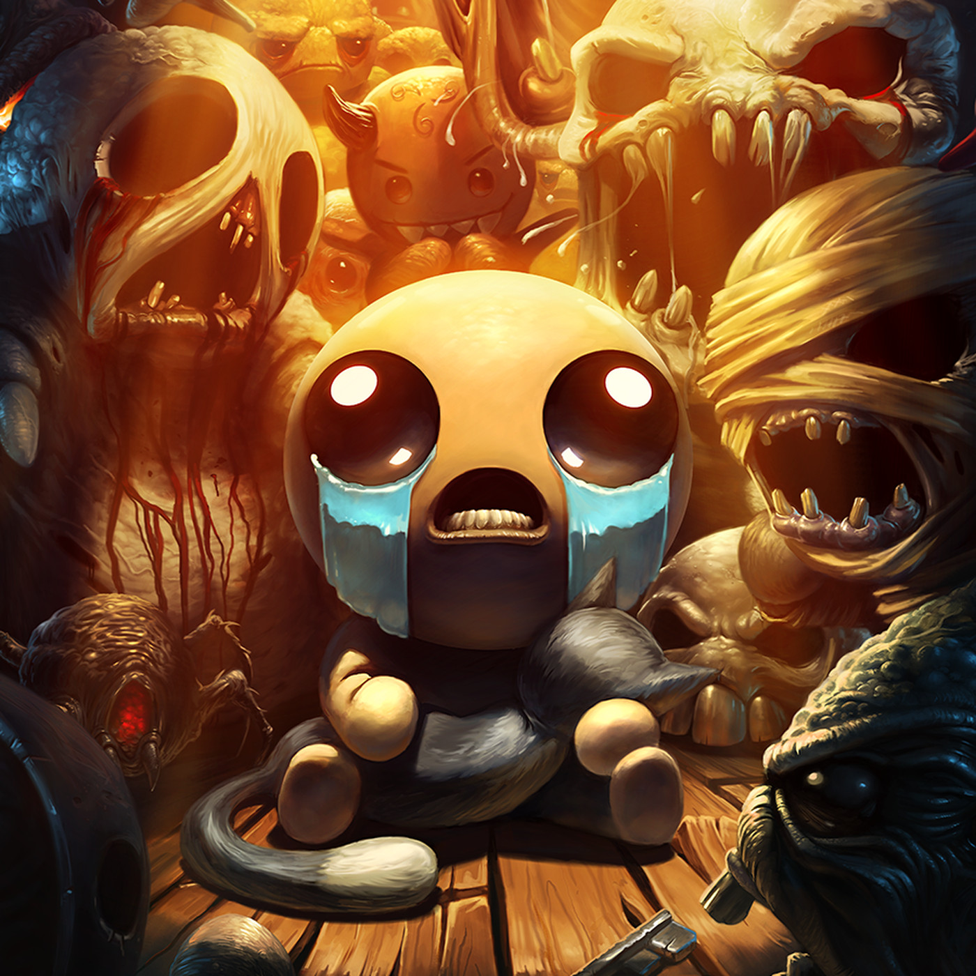 The Binding of Isaac: Repentance DLC could release this December