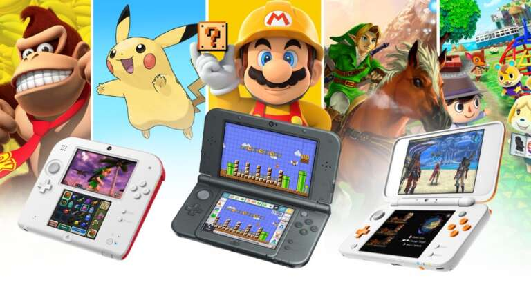 "Nintendo 3DS eShop And Online Play Will Continue To Operate ""For Foreseeable Future"""