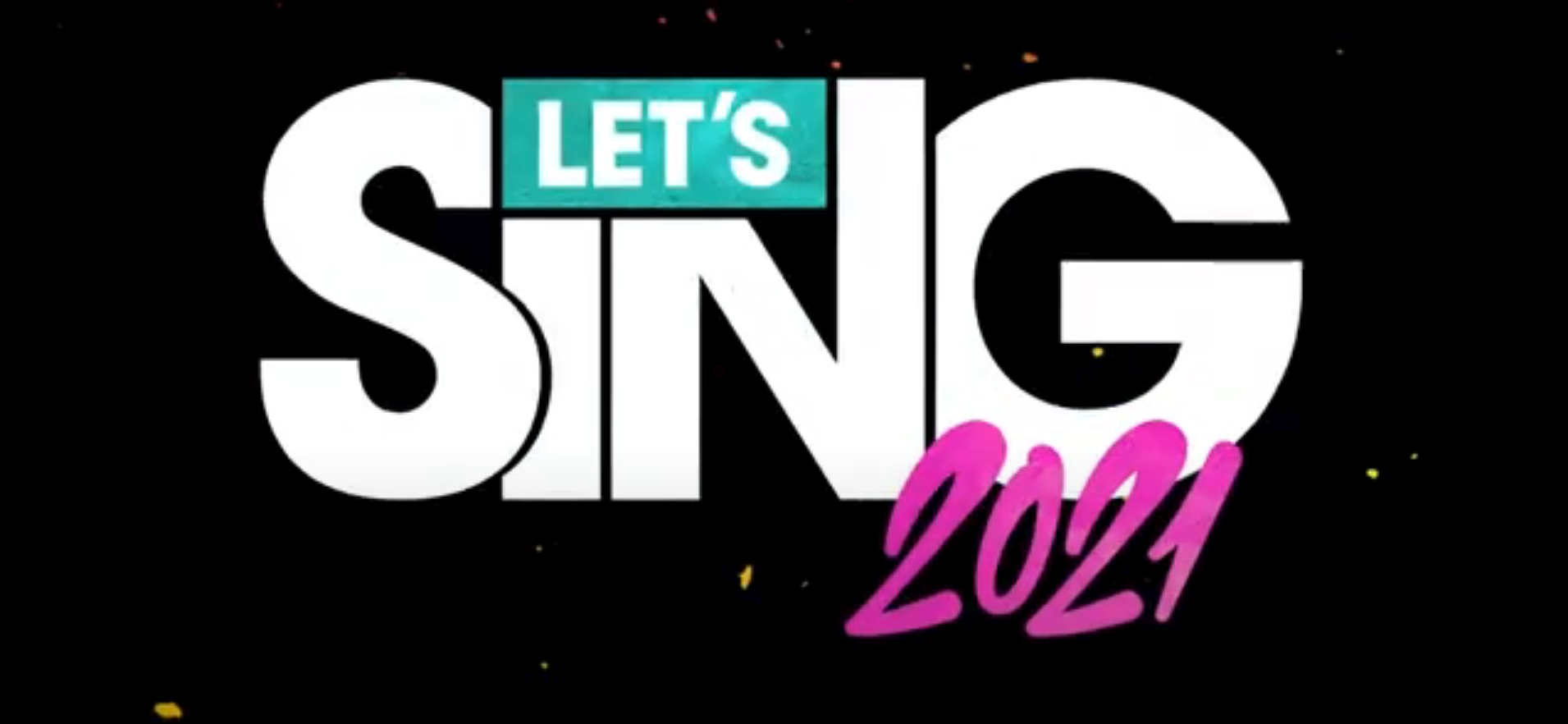 Let's Sing 2021 Karaoke Game Launches This November For Consoles