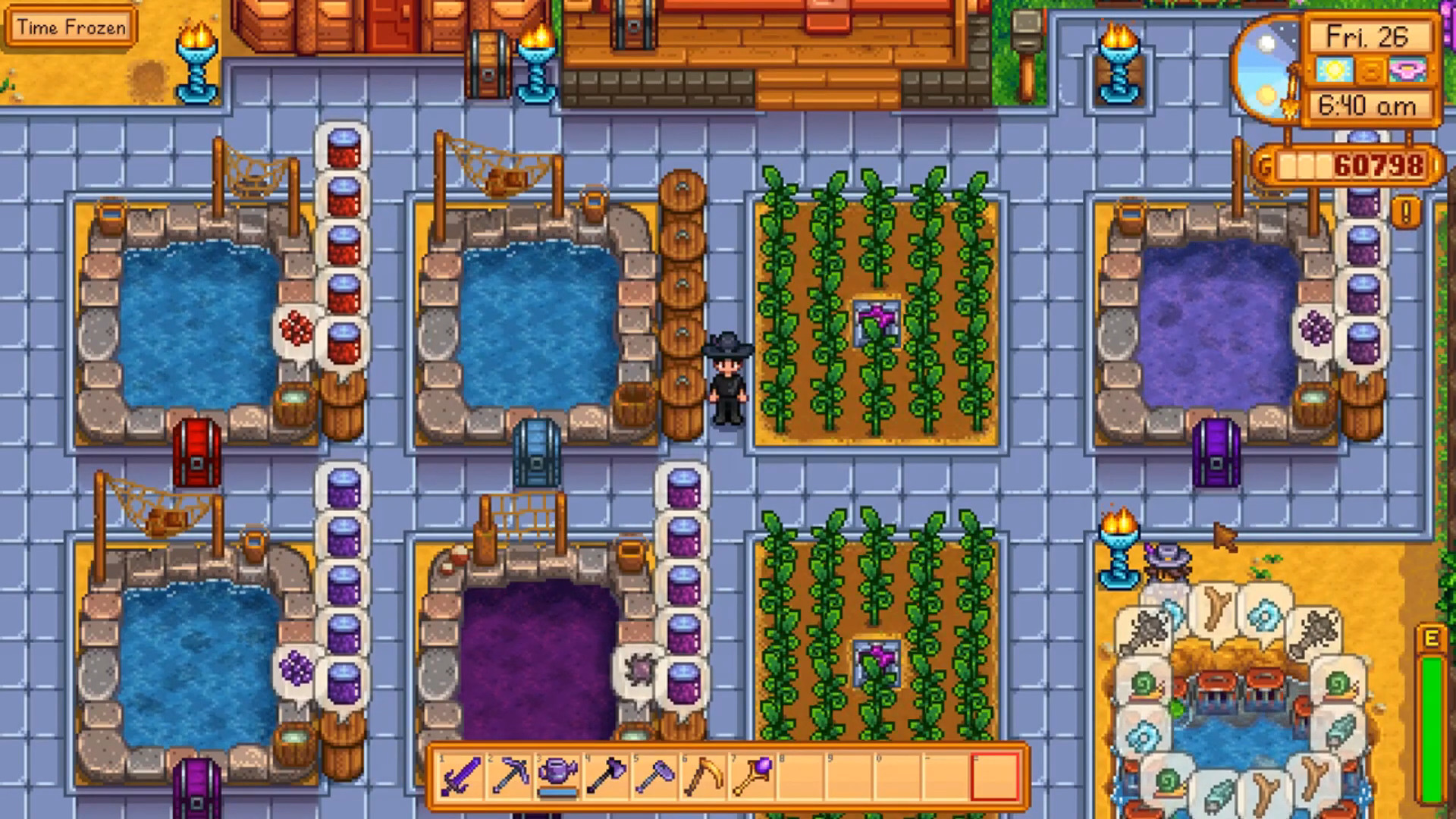 Stardew Valley A Guide To Farming Your Fish Ponds And The Best Fish To Cultivate Happy Gamer