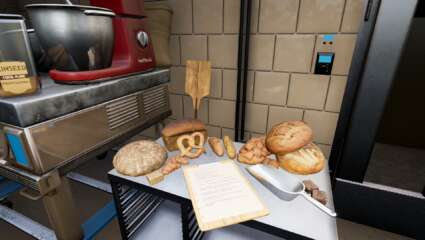 Build A Thriving Bakery And Bake Sweet Treats In Live Motion Games's Bakery Simulator