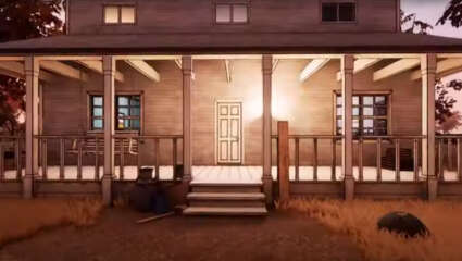 Adios Is A First-Person Narrative Game About A Pig Farmer That Works For The Mob