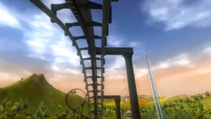 RollerCoaster Tycoon 3 Complete Edition Is Free On The Epic Games Store