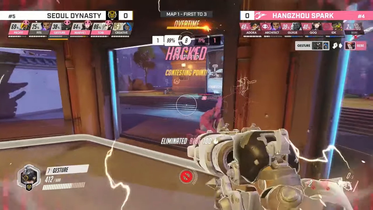 Overwatch League – Seoul Dynasty Face Off Against The Anime-Loving Hangzhou Spark