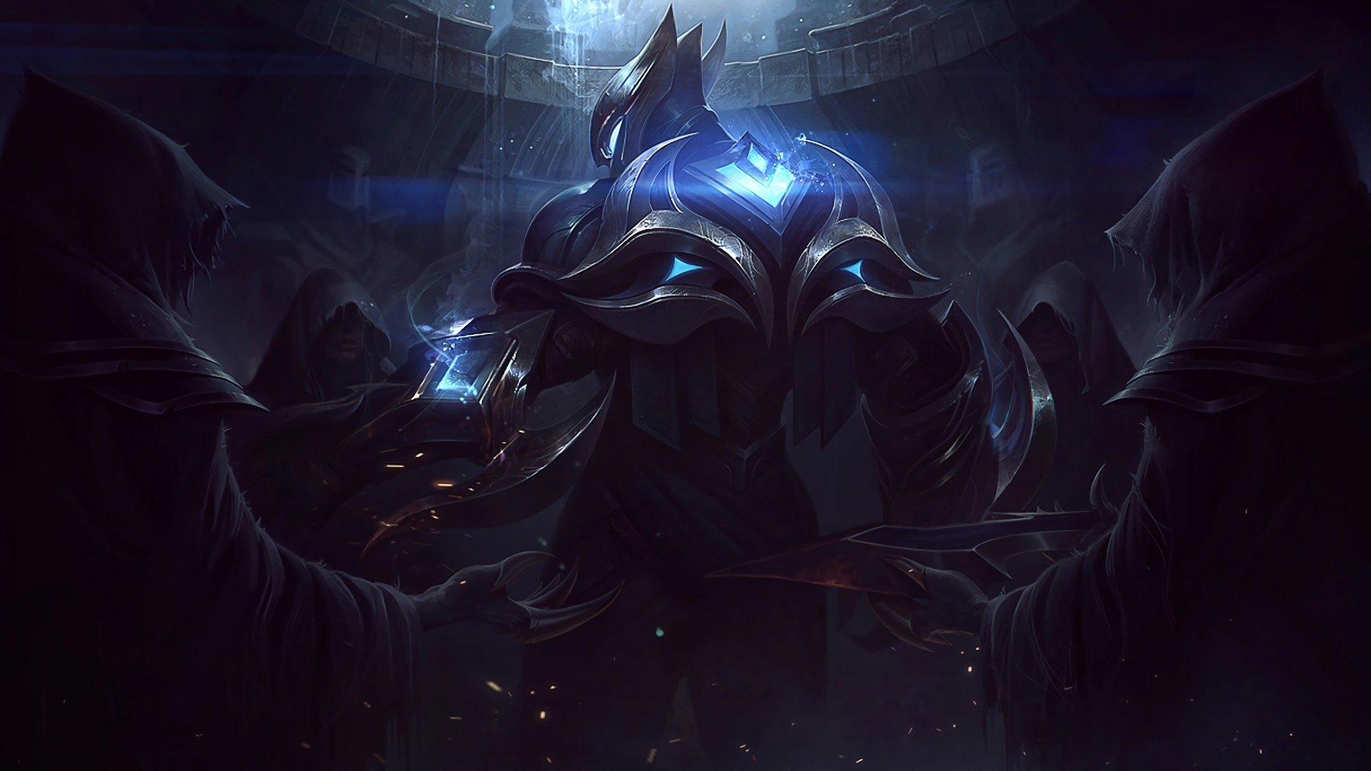 One Of Best Zed Runes, Masteries, Early And Core Items For Current League Of Legend Season Ten