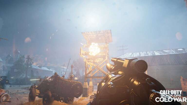 Call Of Duty: Black Ops Cold War Drops Specs And Launch Trailer For PC With New Requirements To Play!