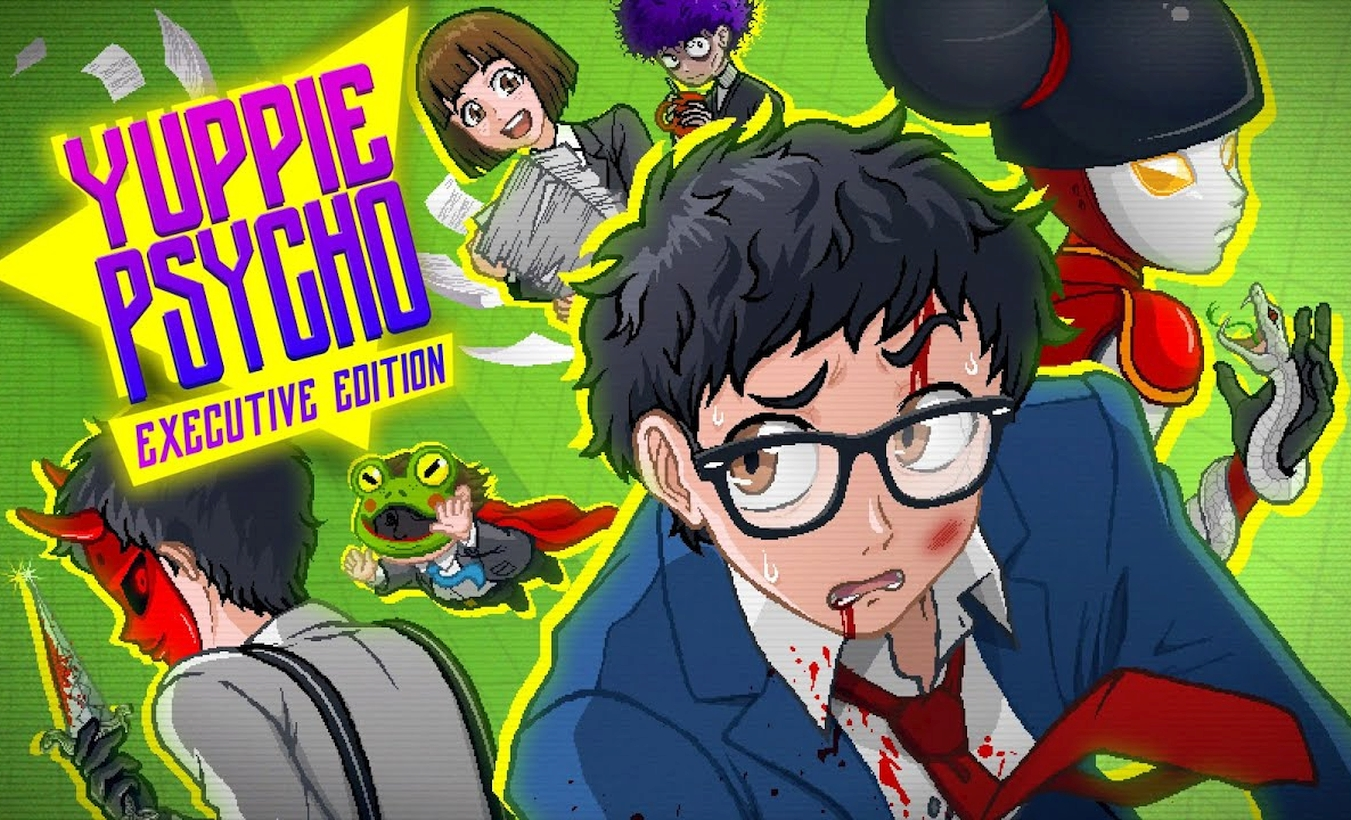 Yuppie Psycho: The Executive Edition For PC And Nintendo Switch Launches On October 29