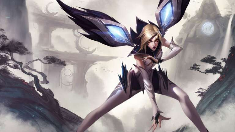 League Of Legends Bottom Carry Kai'Sa Received Seven Skins In A Short Period Of Time While Others Got None