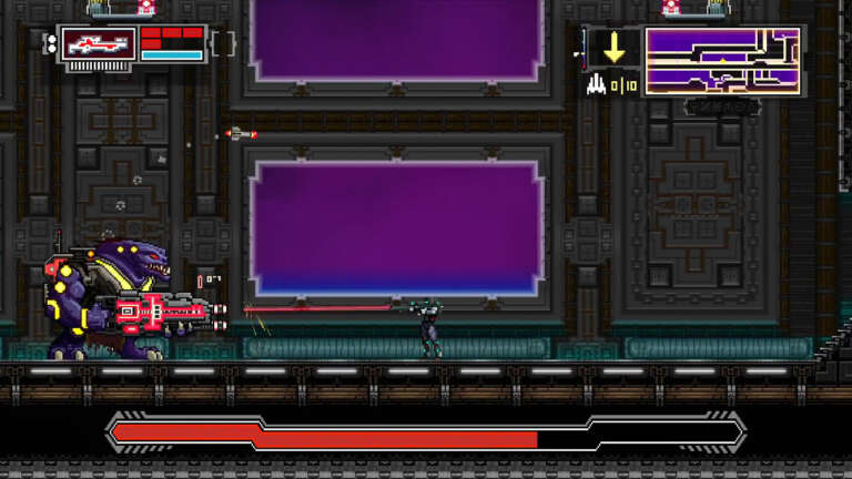 Outpost Delta Is An Upcoming Metroidvania Set To Launch On Console And PC October 20th