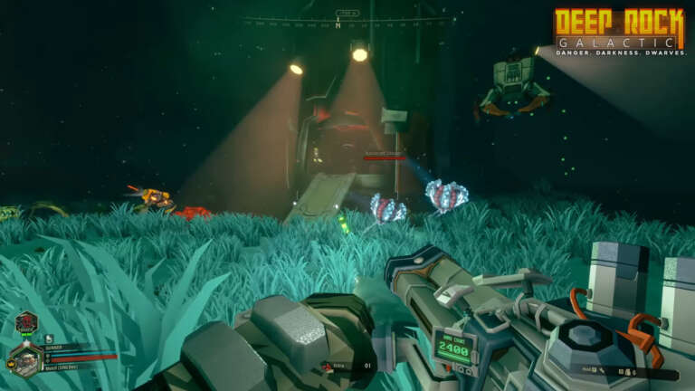 Deep Rock Galactic Launches First Post-Launch Content With Two New Mission Types