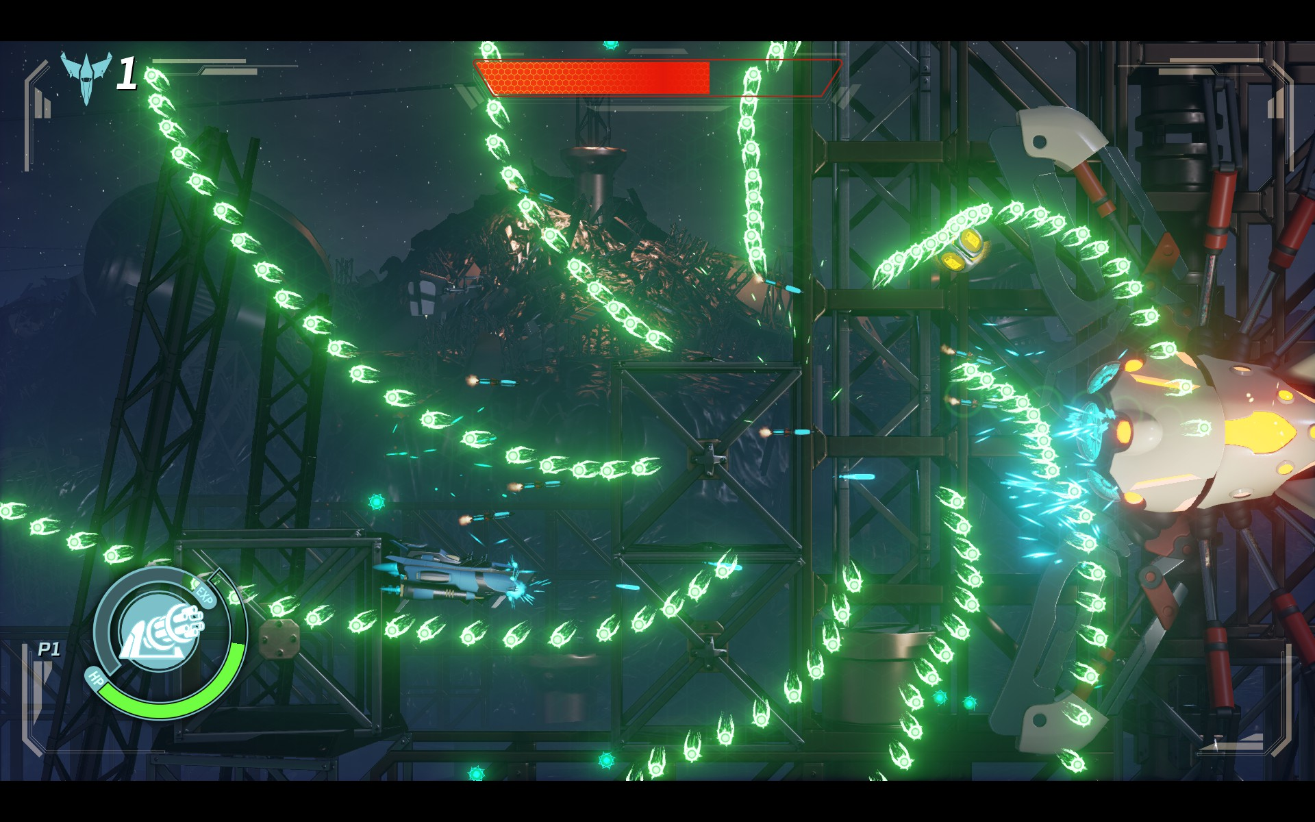 Galacide Combines Puzzle Elements With Shoot Em Up Gameplay, Now Porting To Consoles